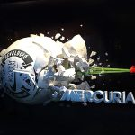vitrina promocional Nike Mercurial