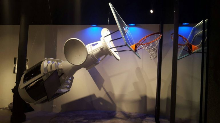 retail nike angle exhibits