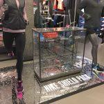 muebles promocionales Nike