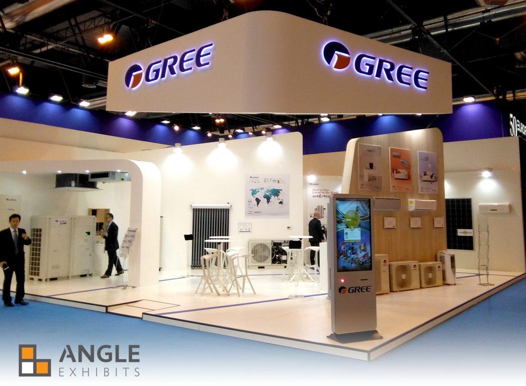 Stand Gree - Climatización y Refrigeración 2017