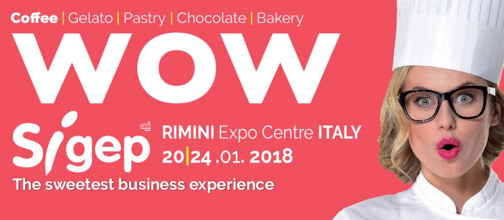 SIGEP 2018 - RIMINI EXPO CENTRE ITALY   Angle Exhibits - Desing