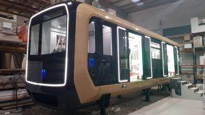 exterior proyectos tren angle exhibits