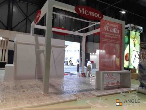 ANGLE EXHIBITS FRUIT ATTRACTION 2019