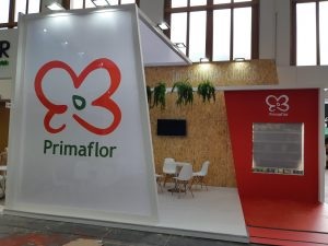 stands angle exhibits Fruit Logistica
