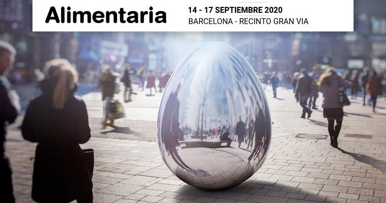 hostelco & ALIMENTARIA 2020 Barcelona