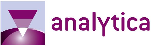Analytica 2020 feria angle exhibits