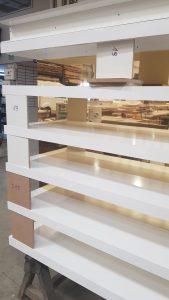 estanteria mobiliario a medida