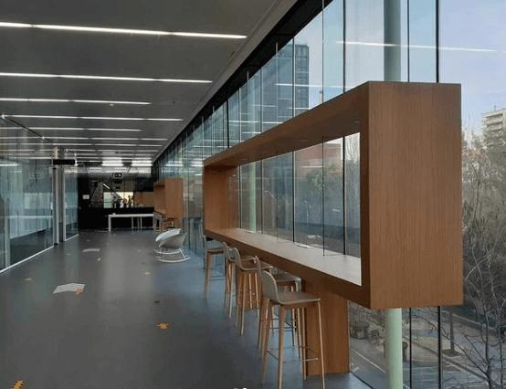 mobiliario biblioteca angle exhibits