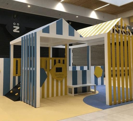 centro comercial nueva ludoteca
