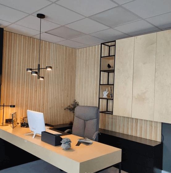 mobiliario a medida oficina
